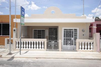 Casa En Renta En La Col San Damian Cerca De García Ginerés