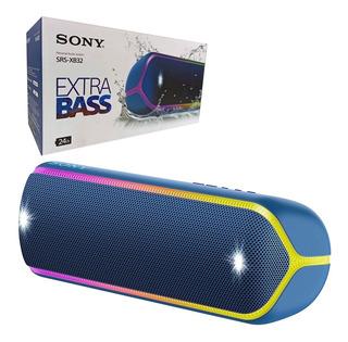 Parlante Portátil Sony Bluetooth, 24 Hrs, Resistente Al Agua