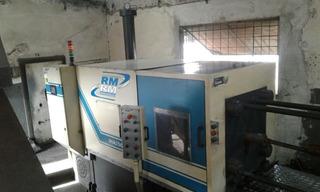 Maquina Injetora De Latão, Zamak E Aluminio Iha250t 380v