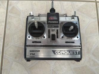 Radio Futaba Conquest 6 Canais
