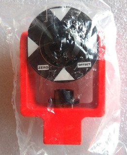 Kit Mini Prisma Topográfico Para Baston Estándar