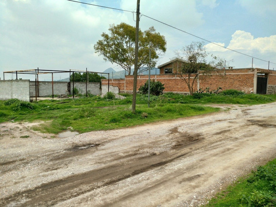 Terreno Escriturado En Fraccionamiento 527m2.
