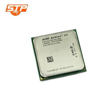 Procesador Amd Athlon 64 3200 Soc 939 Base Y Disipador - Stp