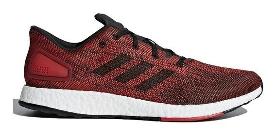 Tenis adidas Pureboost Dpr Hombre Running Correr Gym