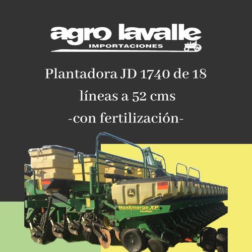 Plantadora Jd 1740
