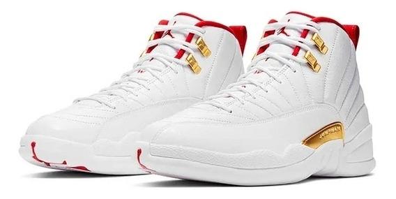 Nike Air Jordan 12 Retro 44br Fiba Love The Game