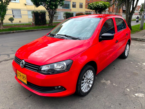 Volkswagen Gol Cup Msi Mt1600cc Rojo Flash Aa Dh