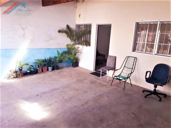 Casa A Venda No Bairro Éden Em Sorocaba - Sp. - Ca 218-1