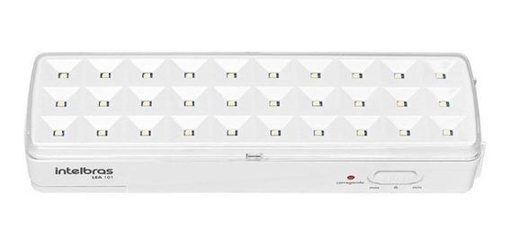Luminária 30 Leds Intelbras Emergência 100 Lúmens Lea 30