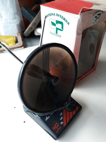 Antena De Televisão Mini Parabolica