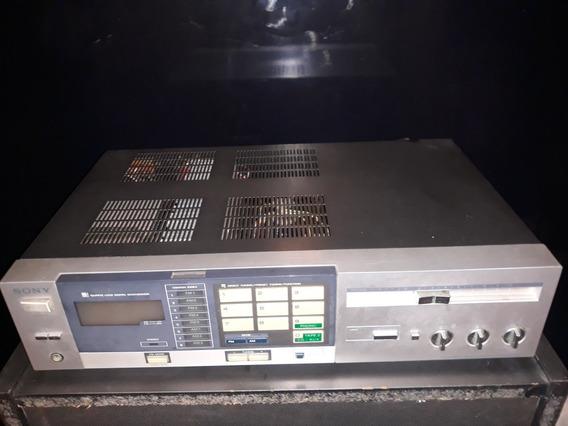 Som Antigo Receiver Sony Digital Str - Vx20bs Não Gradiente