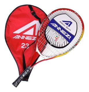 Raquetas Tenis Annezi Junior Jr Niños Funda 21 23 25