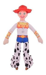 Jessie Vaquerita Toy Story Muñeco Soft New Toys