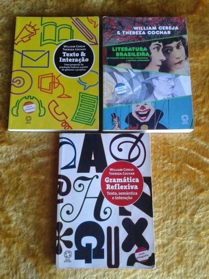 Literatura Gramática E Redação ( Willian Cereja )