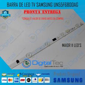 Backlight Samsung Un55f6800 Un55f6800ag Lado Maior