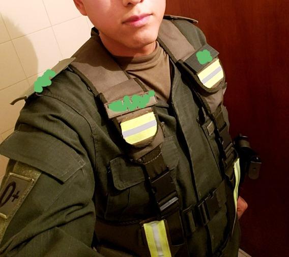 Chaleco H Vial Gendarmería