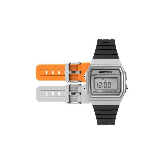 Relógio Mormaii Unissex Mojh02ag/8k - Troca Pulseira