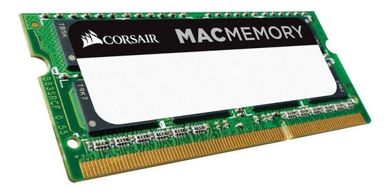 Kit Memoria 8gb 2x4gb Corsair 1333 Mhz Apple iMac Mac Pro