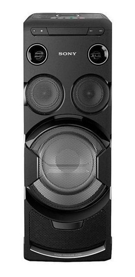 Caixa De Som Sony Bluetooth Mhc-v77dw Wifi Função Karaoke - Usado