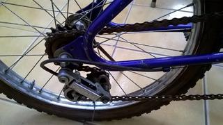Bicicleta Mountain Bike Rod 20