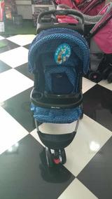 Carrinho Três Rodas Para Bebê - Baby Happy