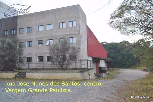 Imagem 1 de 15 de Comercial Para Aluguel, 0 Dormitórios, Jardim Betania - Vargem Grande Paulista - 21205
