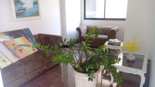 Imagem 1 de 11 de Apartamento À Venda Vila Imperial Com 3 Quartos E 2 Vagas - V8862