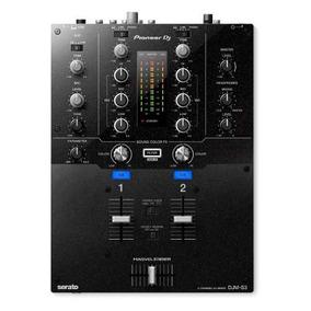 Mixer Pioneer Djm S3 Com Nota Fiscal E 1 Ano Garantia