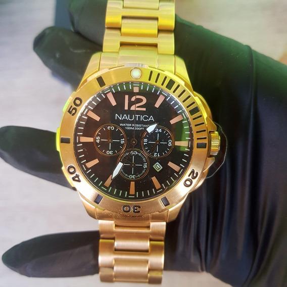 Relógio Nautica Original Garantia Novo