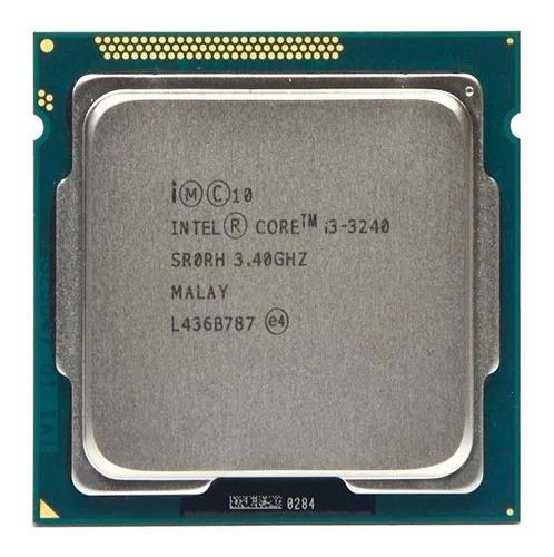 Imagem 1 de 3 de Processador Intel Core I3-3240 3.4ghz Lga1155 C/ Cooler