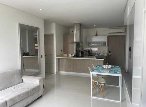 Imagen 1 de 11 de Hermoso Apartamento Con Amplios Espacios Y Acabados Modernos