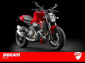 Ducati Monster 1200 0km 2018 Nuevo Motos Italianas Pilar