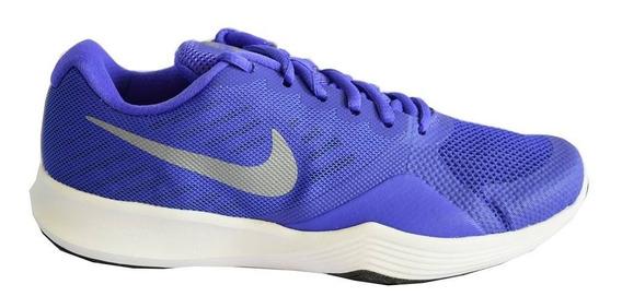 Zapatillas Nike City Trainer Violeta Comb. Mujer 909013-500