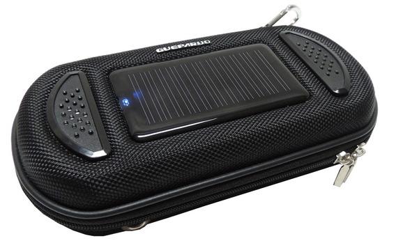 Carregador Solar Speaker As0202 - Guepardo