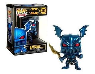 Funko Pop Batman 80 Years Batman Merciless 313 Original