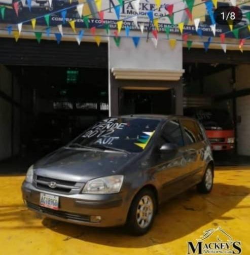 Hyundai Getz Gls 1.6