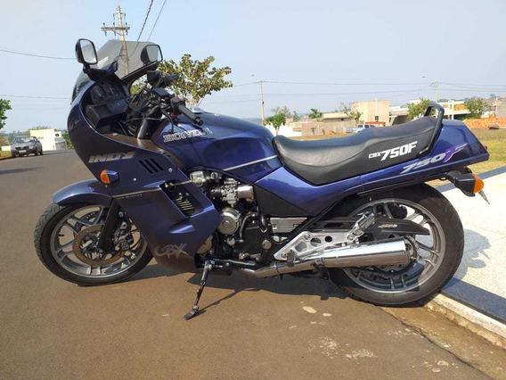 Honda Cbx750 F Indy