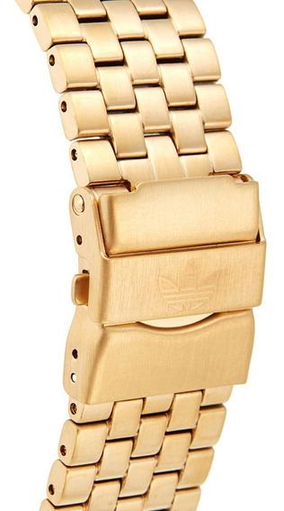 adidas Process Chrono M3 Gold Watch -reloj Original Ppgo