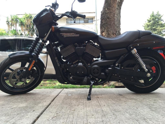 Harley Davidson 2018