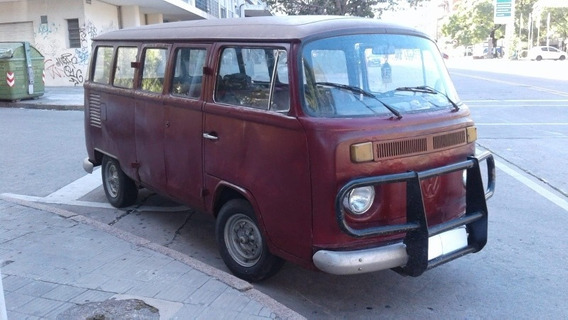 Volkswagen Kombi Panoramica Original