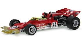 Fórmula 1 Lotus 72c Emerson Fittipaldi Winner Gp 1970 18270