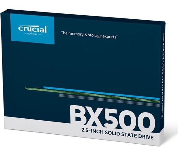 Disco Ssd 240gb Crucial Bx500 Ssd 3d Nand