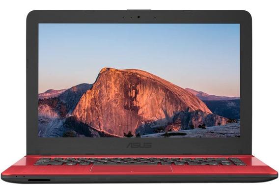 Laptop Asus Vivobook Intel Dual Core 4gb 500gb Pantalla 14 Wifi Windows 10 Home