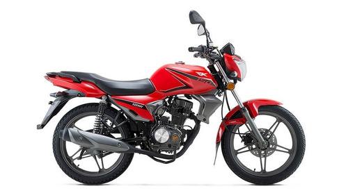 Keeway Rk 150 - 0 Km - No Cg Ybr Hunter S2 - Bonetto Motos