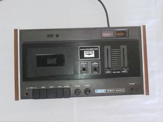 Tape Deck Akai Gxc-40d