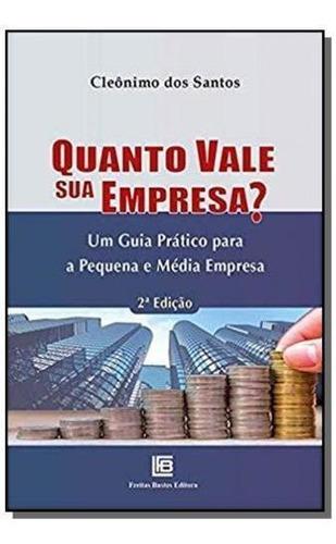 Quanto Vale Sua Empresa? - 02ed/19