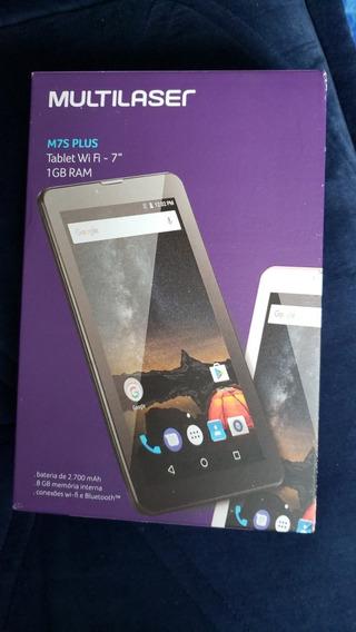 Vendo Tablet Multilaser M7s/ Plus