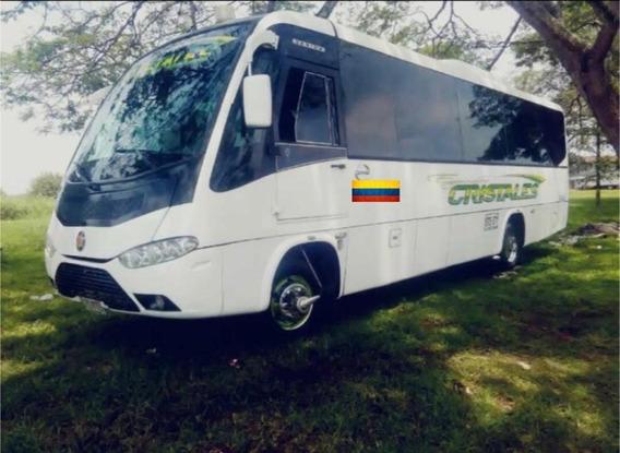 Buses Hinos Marcopolo