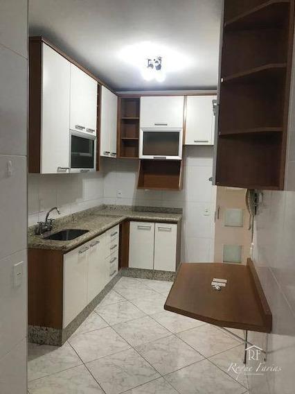 Apartamento Com 2 Dormitórios Para Alugar, 68 M² Por R$ 1.450,00/mês - Vila Yara - Osasco/sp - Ap4555