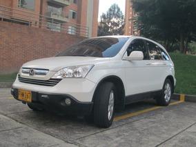 Honda Crv Ex-l Motor 2.4 Gasolina 4x4 Automatica